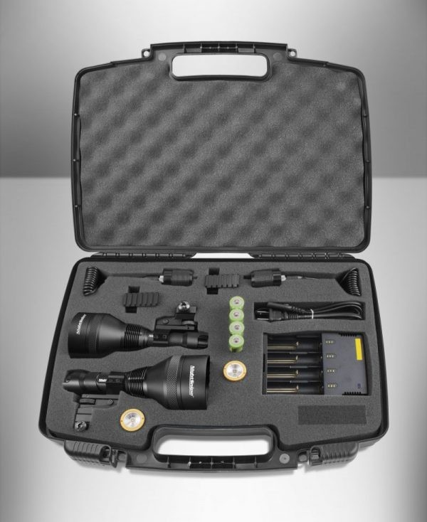 Double Trouble NS750 Extreme Dimmable Hunting Light Kit
