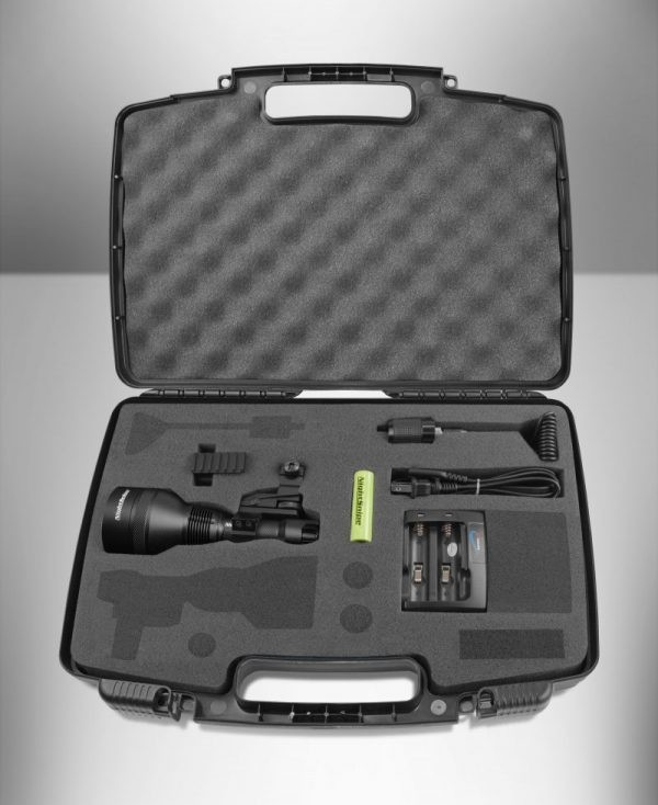 Class-1 NS750 Extreme Dimmable Hunting Light Kit