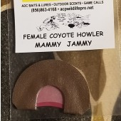 Mammy Jammy - Female Coyote Howler