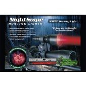 NS220-R Adjustable Beam Hunting Light Kit