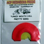 Pretty Bird Turkay Mouth Call