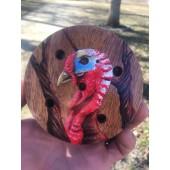 Rednecks pride custom hand crafted turkey pot call